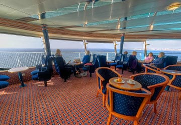 Irish Ferries Isle of Inishmore ferry review and ship guide