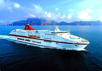 minoan lines cruise europa ferry review and ship guide. Black Bedroom Furniture Sets. Home Design Ideas