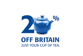 20% off ferries to Britain all year