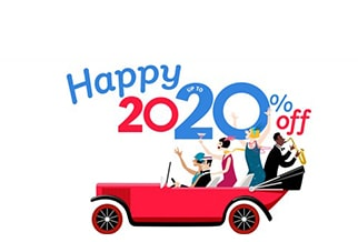 20% OFF Ferries to England & Scotland