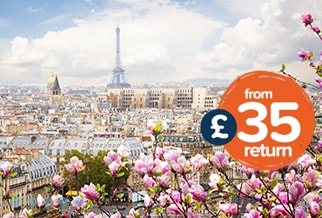 England-France: DFDS short breaks from £35 return