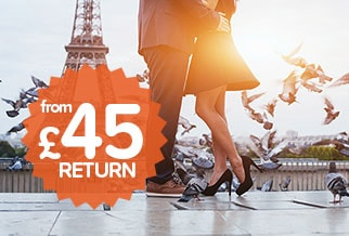 England-France: DFDS short breaks from £45 return