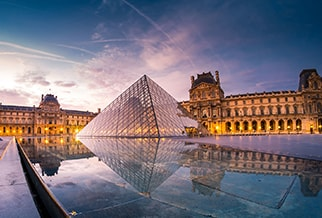 England-France: short breaks from £80 return with P&O Ferries