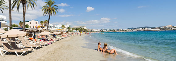 Our 6 favourite Ibizan Beaches