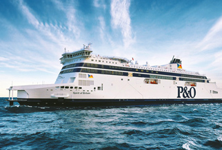 Sail with P&O Ferries